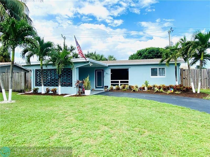 3411 SW 16th Ct, Fort Lauderdale, FL 33312 - #: F10300861