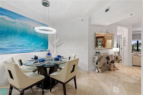 Photo of 2501 N Ocean Blvd #451, Fort Lauderdale, FL 33305 (MLS # F10304863)
