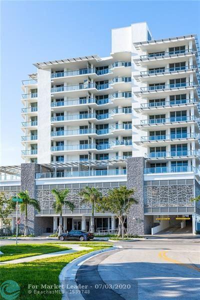 Photo of 435 Bayshore Drive #402, Fort Lauderdale, FL 33304 (MLS # F10236863)
