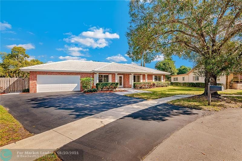 1200 SW 68th Ave, Plantation, FL 33317 - #: F10267863