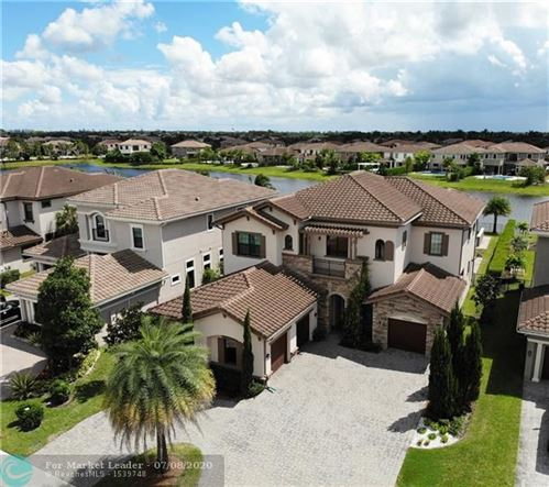 Photo of 10262 Sweet Bay Mnr, Parkland, FL 33076 (MLS # F10198865)