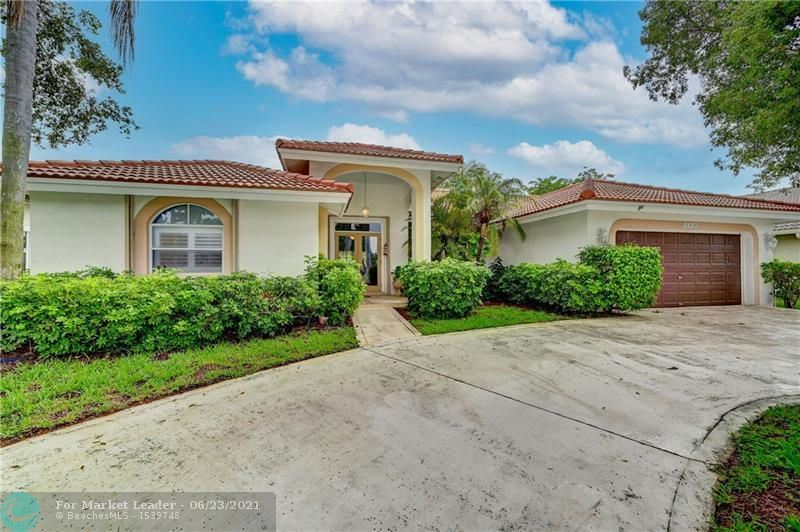 4133 NW 81st Ter, Coral Springs, FL 33065 - #: F10289865