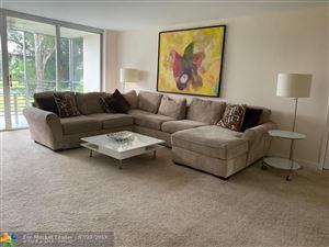 Photo of 3850 Oaks Clubhouse Dr #208, Pompano Beach, FL 33069 (MLS # F10185866)
