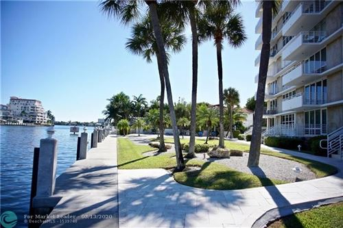 Photo of 888 Intracoastal Dr #2D, Fort Lauderdale, FL 33304 (MLS # F10209866)