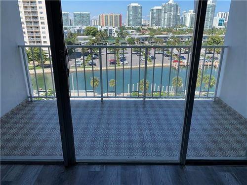 Photo of 500 Bayview Dr #727, Sunny Isles Beach, FL 33160 (MLS # F10276866)