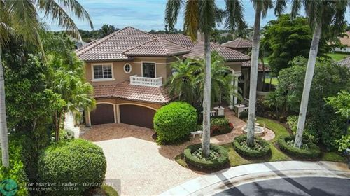 Photo of 6468 NW 31st Way, Boca Raton, FL 33496 (MLS # F10293866)