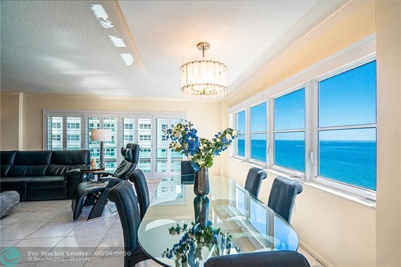 Photo of 3400 Galt Ocean Dr #801s, Fort Lauderdale, FL 33308 (MLS # F10243866)
