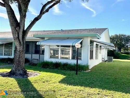 Photo of 8706 NW 10th St #D84, Plantation, FL 33322 (MLS # F10203867)