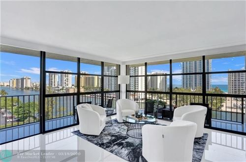 Photo of Listing MLS f10221867 in 600 Parkview Dr #821 Hallandale FL 33009