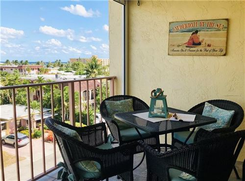 Photo of 4629 Poinciana St #521, Lauderdale By The Sea, FL 33308 (MLS # F10278867)
