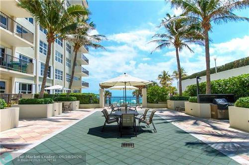 Tiny photo for 3550 Galt Ocean Dr #802, Fort Lauderdale, FL 33308 (MLS # F10250868)