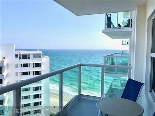 Photo of 3550 Galt Ocean Dr #1709, Fort Lauderdale, FL 33308 (MLS # F10289868)