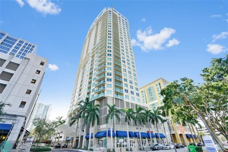 350 SE 2nd St #820, Fort Lauderdale, FL 33301 - MLS#: F10267868