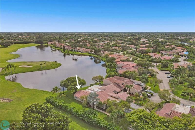 348 Patio Village Ter #348, Weston, FL 33326 - #: F10302868