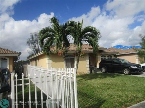Photo of Listing MLS f10227869 in 20434 NW 19th Ave Miami Gardens FL 33056