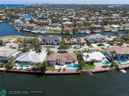 Foto de inmueble con direccion 2511 NE 32nd Ct Lighthouse Point FL 33064 con MLS F10228869