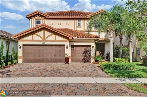 Photo of 8601 Waterside Court, Parkland, FL 33076 (MLS # F10175870)