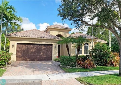 Photo of 7441 NW 115TH TER, Parkland, FL 33076 (MLS # F10294870)