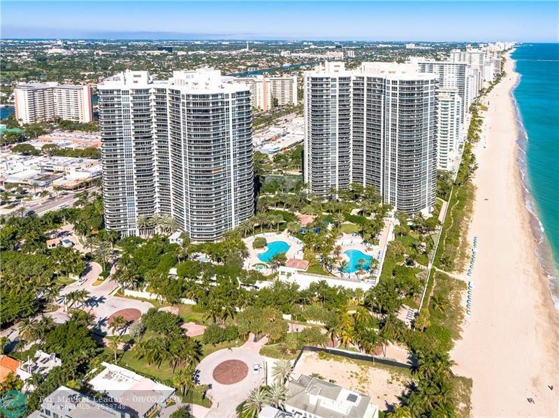 Photo of 3100 N Ocean Blvd #1509, Fort Lauderdale, FL 33308 (MLS # F10221870)