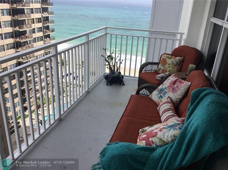 Photo of 3750 Galt Ocean Dr #1208, Fort Lauderdale, FL 33308 (MLS # F10227870)