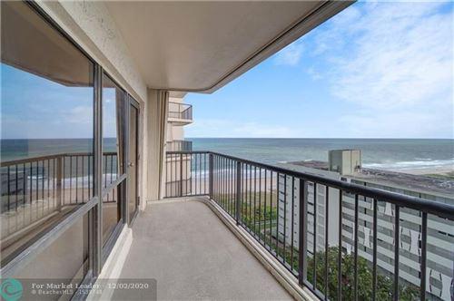 Photo of 1800 S Ocean Blvd #1204, Lauderdale By The Sea, FL 33062 (MLS # F10260871)
