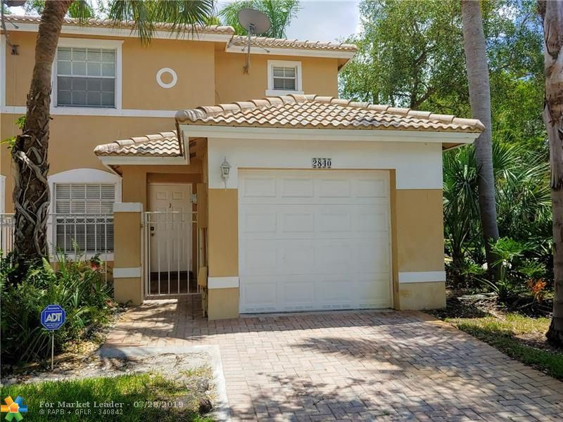 Photo for 2840 NW 99th Ter, Sunrise, FL 33322 (MLS # F10186871)