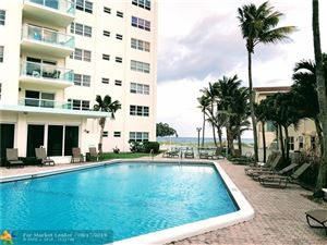 Foto de inmueble con direccion 6000 N Ocean Blvd #3H Lauderdale By The Sea FL 33308 con MLS F10187872