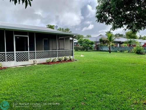 Photo of 8398 NW 35th St, Coral Springs, FL 33065 (MLS # F10229872)