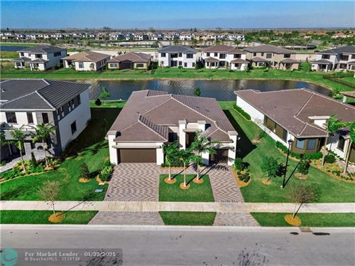 Photo of 10465 S Lago Vista Cir, Parkland, FL 33076 (MLS # F10265872)