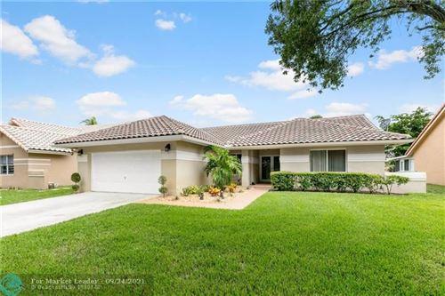 Photo of 16361 NW 11th St, Pembroke Pines, FL 33028 (MLS # F10301872)