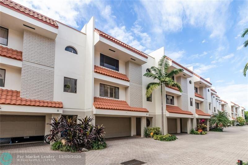 Photo of 1401 NE 9th St #13, Fort Lauderdale, FL 33304 (MLS # F10260872)