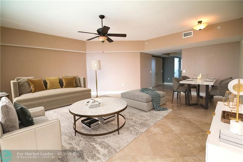 Photo of 333 Las Olas Way #1503, Fort Lauderdale, FL 33301 (MLS # F10279872)