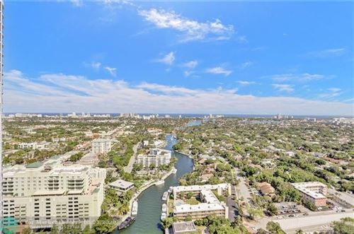 Photo of 411 N New River Dr E #3404, Fort Lauderdale, FL 33301 (MLS # F10228873)