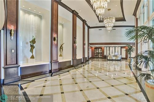 Tiny photo for 411 N New River Dr E #3404, Fort Lauderdale, FL 33301 (MLS # F10228873)