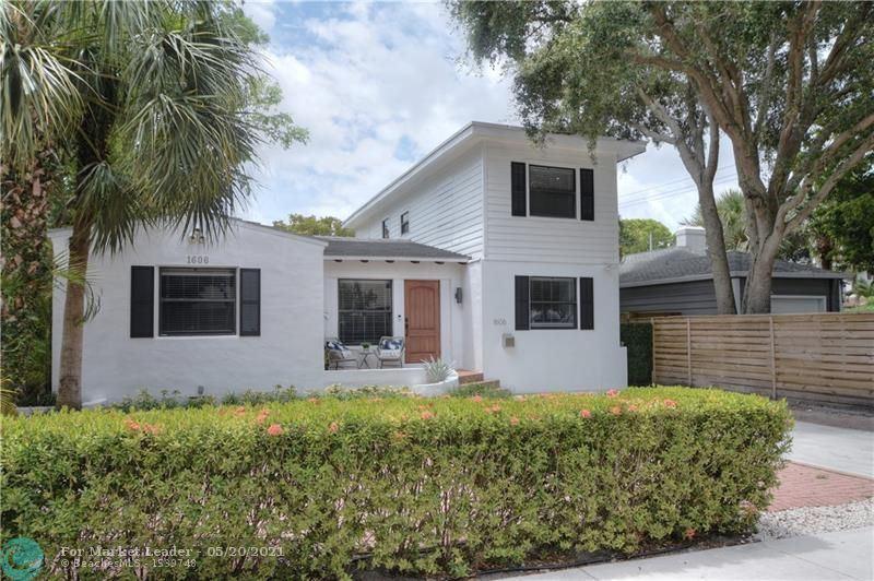 Photo of 1606 SE 1st St, Fort Lauderdale, FL 33301 (MLS # F10277873)