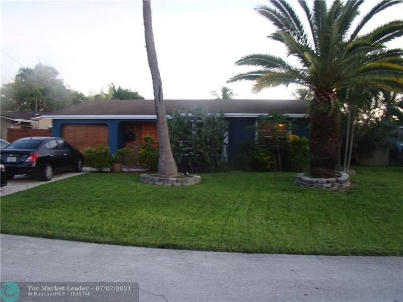 1851 NW 32nd St, Oakland Park, FL 33309 - #: F10291873