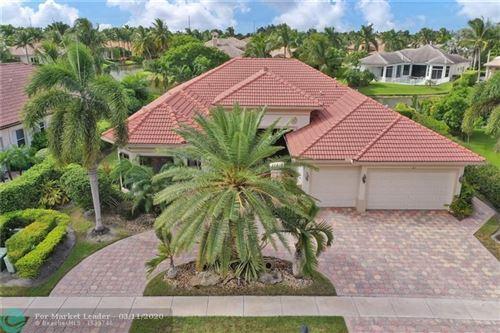 Photo of 707 Coconut Palm Ter, Plantation, FL 33324 (MLS # F10220874)