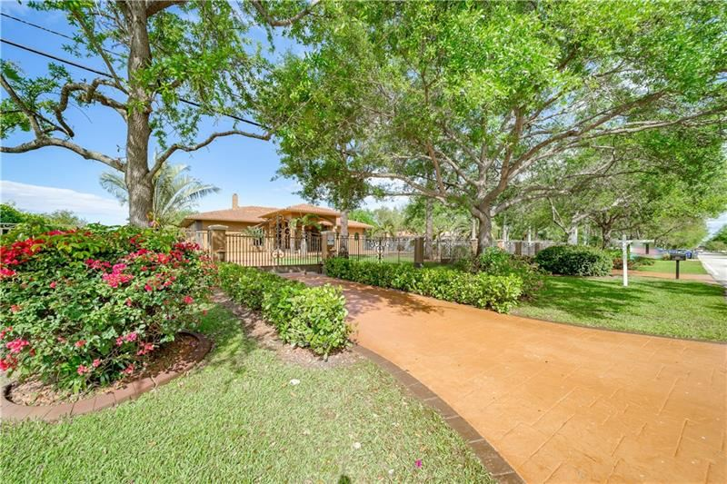 6501 SW 178th Ave, SouthWest Ranches, FL 33331 - MLS#: F10273874