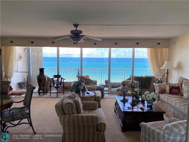 1390 S Ocean Blvd #8-D, Pompano Beach, FL 33062 - MLS#: F10250875