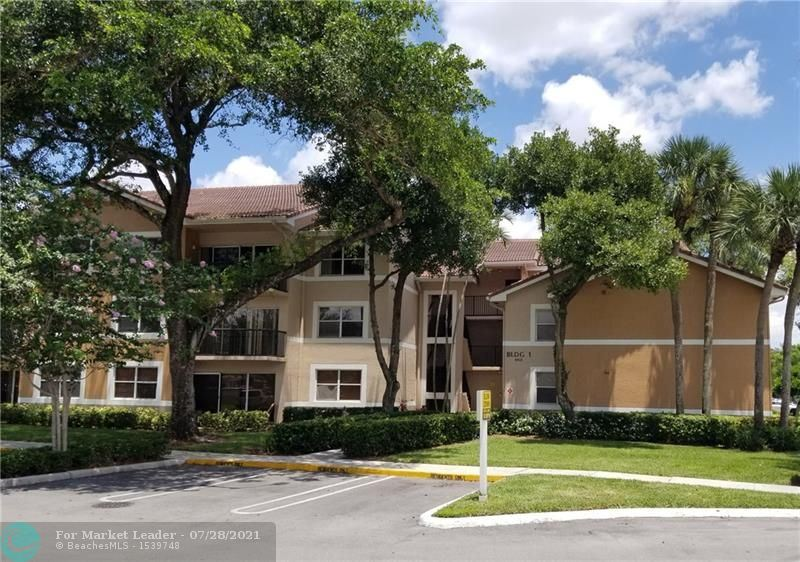 Photo of 8955 Wiles Rd #205, Coral Springs, FL 33067 (MLS # F10293875)