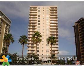 Photo of 3750 Galt ocean dr. #608, Fort Lauderdale, FL 33308 (MLS # F10146876)