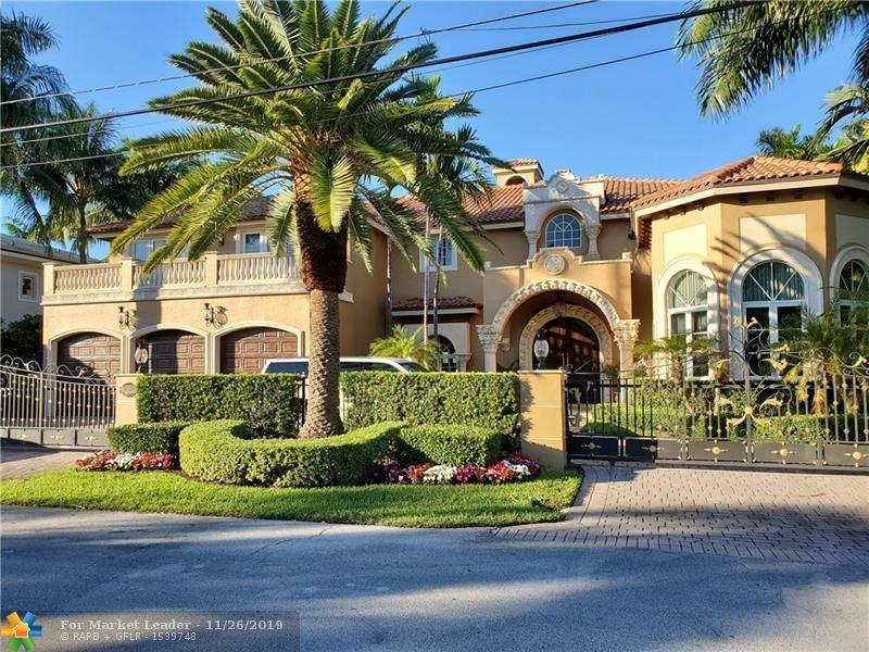 13 Pelican Dr, Fort Lauderdale, FL 33301 - #: F10204877