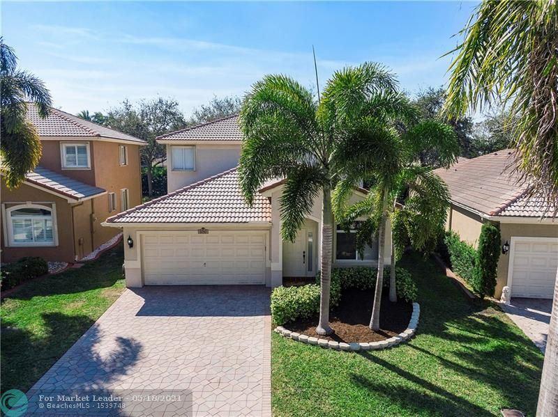 Photo of 3792 Woodfield Ct, Coconut Creek, FL 33073 (MLS # F10284877)