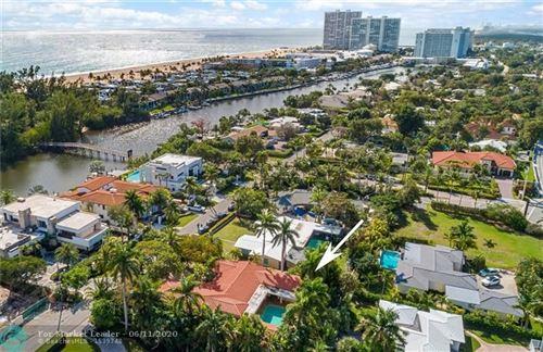 Photo of 1401 S Ocean Drive, Fort Lauderdale, FL 33316 (MLS # F10161878)