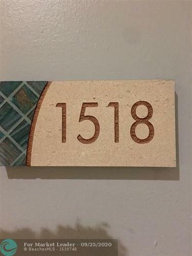Photo of 100 N Federal Hwy #1518, Fort Lauderdale, FL 33301 (MLS # F10229878)