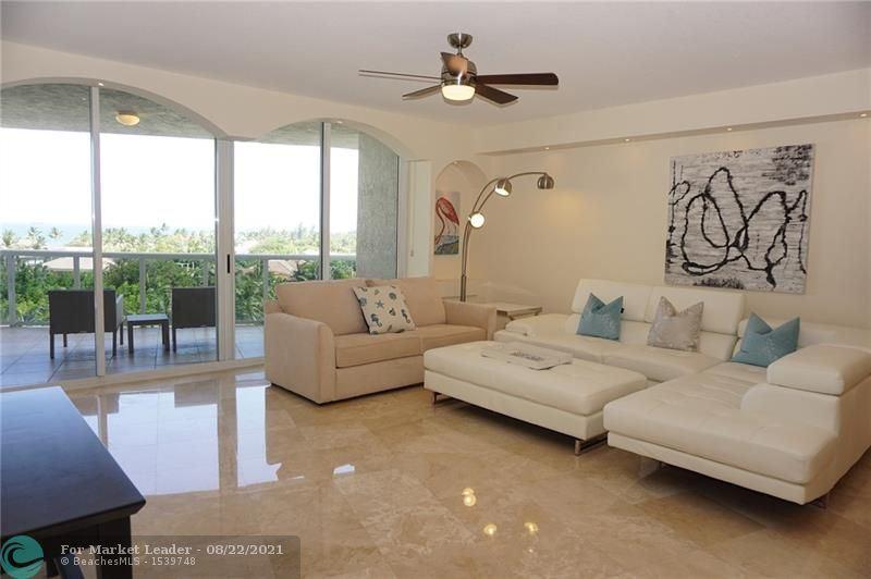 Photo of 3100 N Ocean Blvd #604, Fort Lauderdale, FL 33308 (MLS # F10297878)