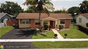 Photo of 7511 RALEIGH ST, Hollywood, FL 33024 (MLS # F10176879)