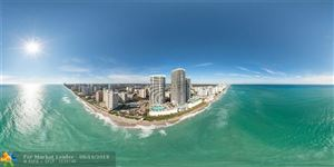 Photo of 1850 S Ocean Dr #808, Hallandale, FL 33009 (MLS # F10193879)