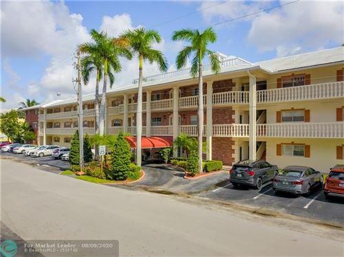 Photo of 3051 NE 47th Ct #109, Fort Lauderdale, FL 33308 (MLS # F10222879)