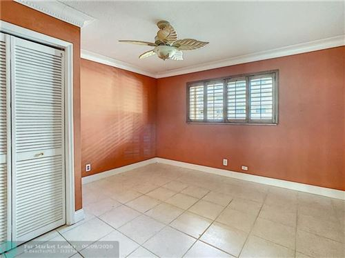 Tiny photo for 3051 NE 47th Ct #109, Fort Lauderdale, FL 33308 (MLS # F10222879)
